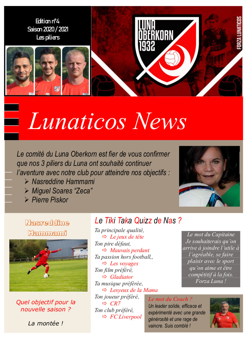 Lunaticos News #4