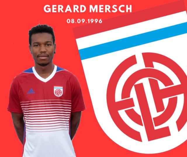 Gérard a informé le club qu'il a accepté un nouveau challenge au RFCUL: merci pour tout Gérard et bonne chance pour la suite de ta carrière.