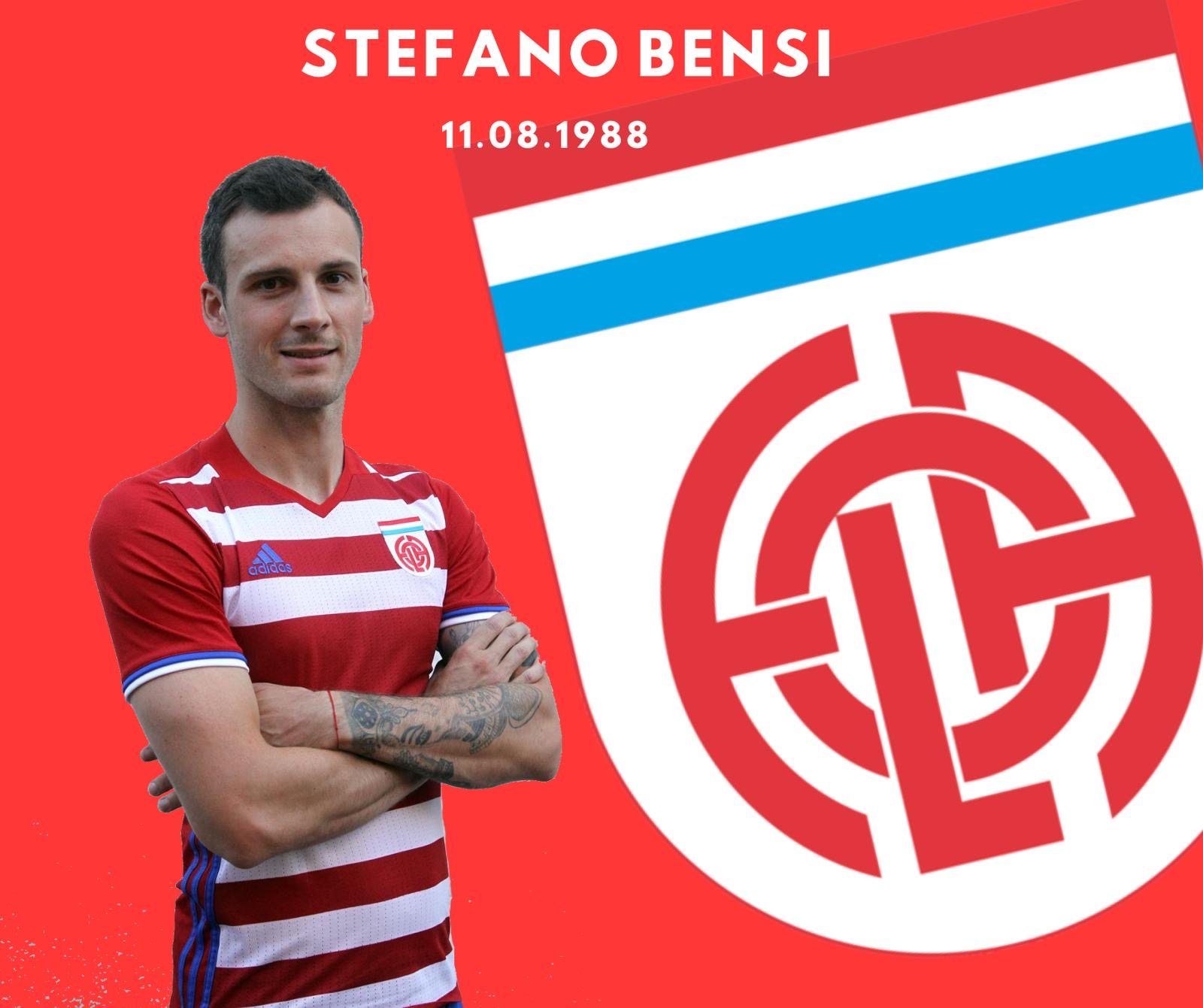 Stefano Bensi signe un contrat longue durée (5 ans) au FOLA: MERCI pour ce signe de confiance même après 8 années de collaboration