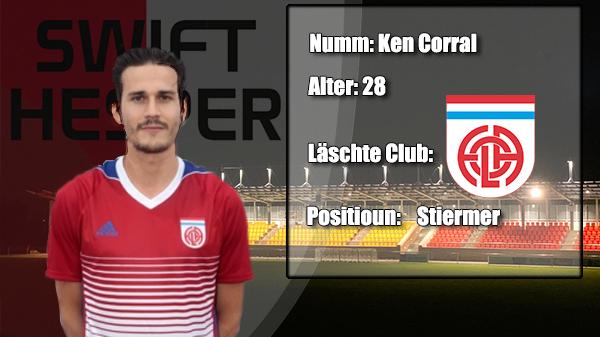 Transfer: Ken Corral