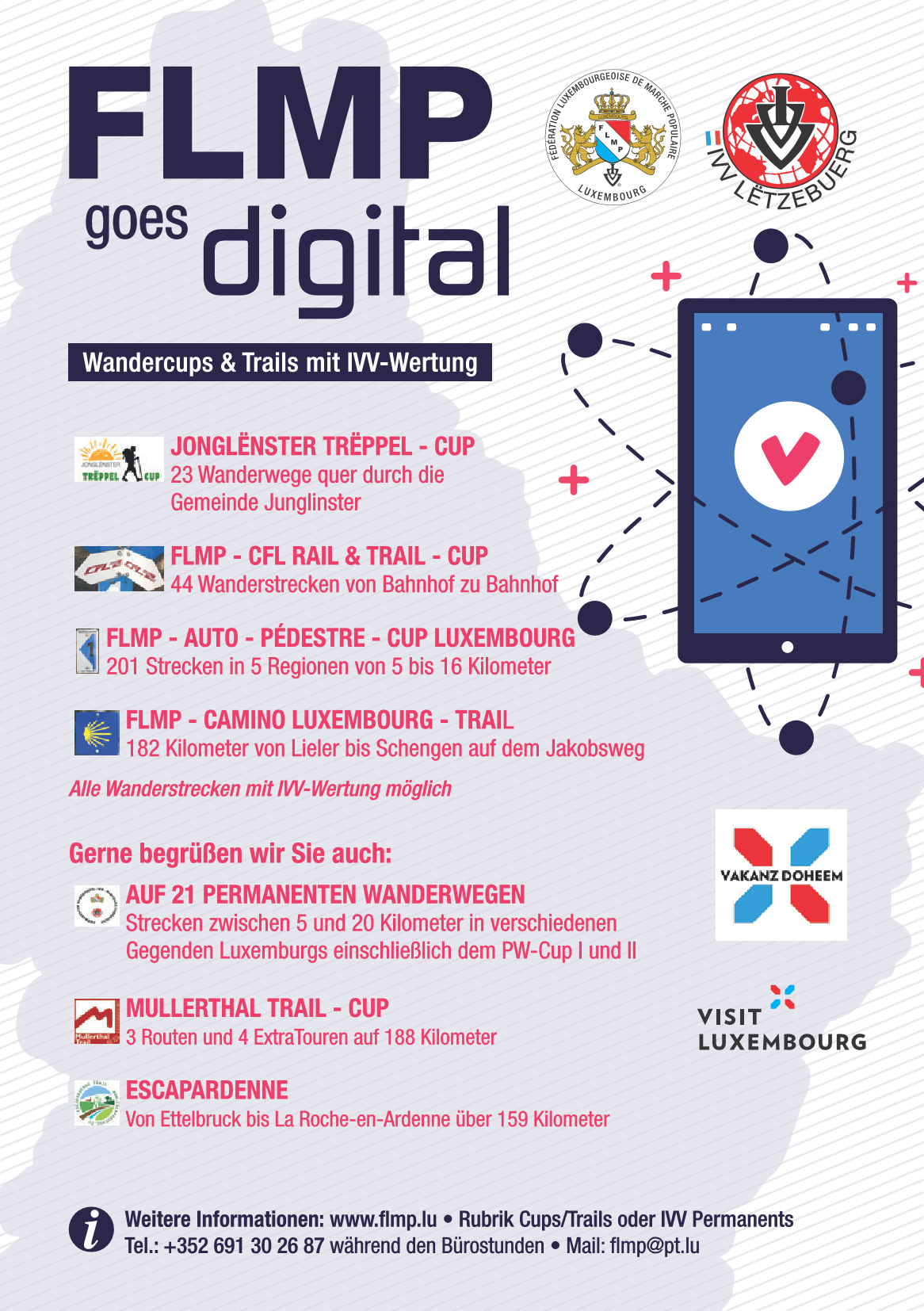 FLMP goes digital