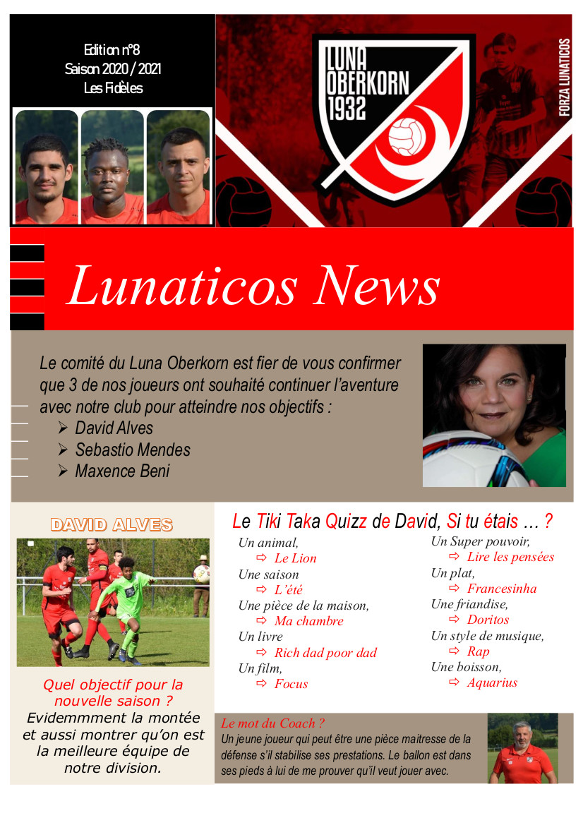 Lunaticos News #8
