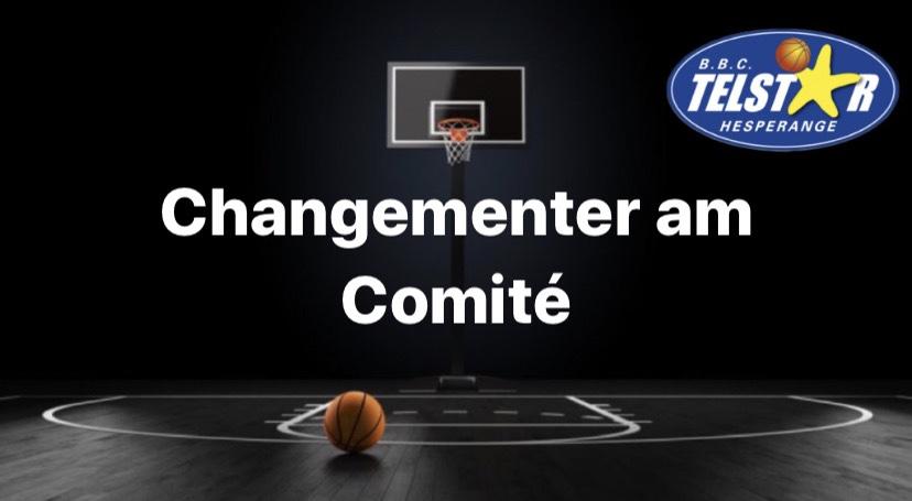 Changementer am Comité