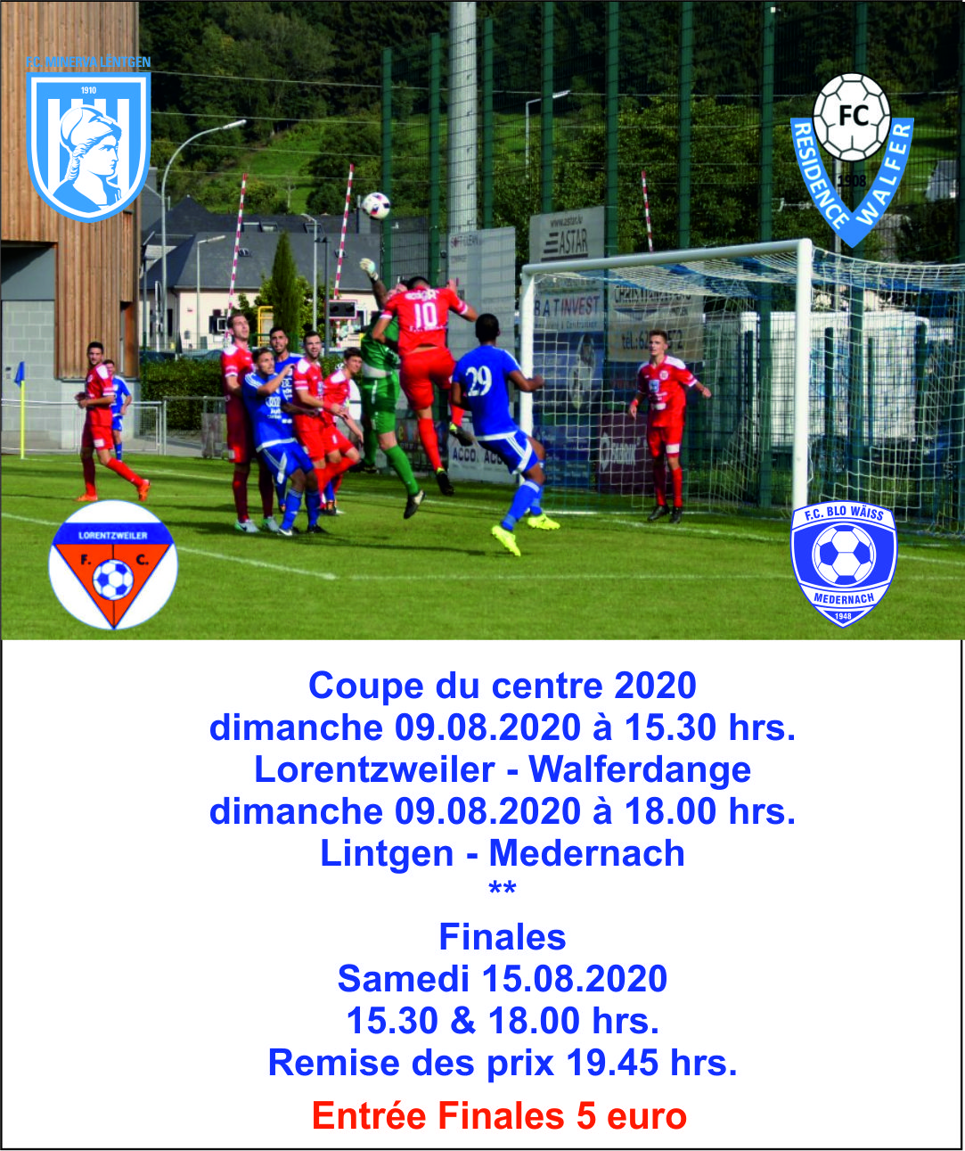 Coupe du centre 2020