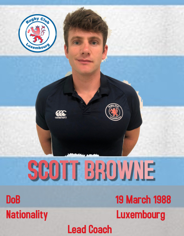 Scott Browne- Lead Coach