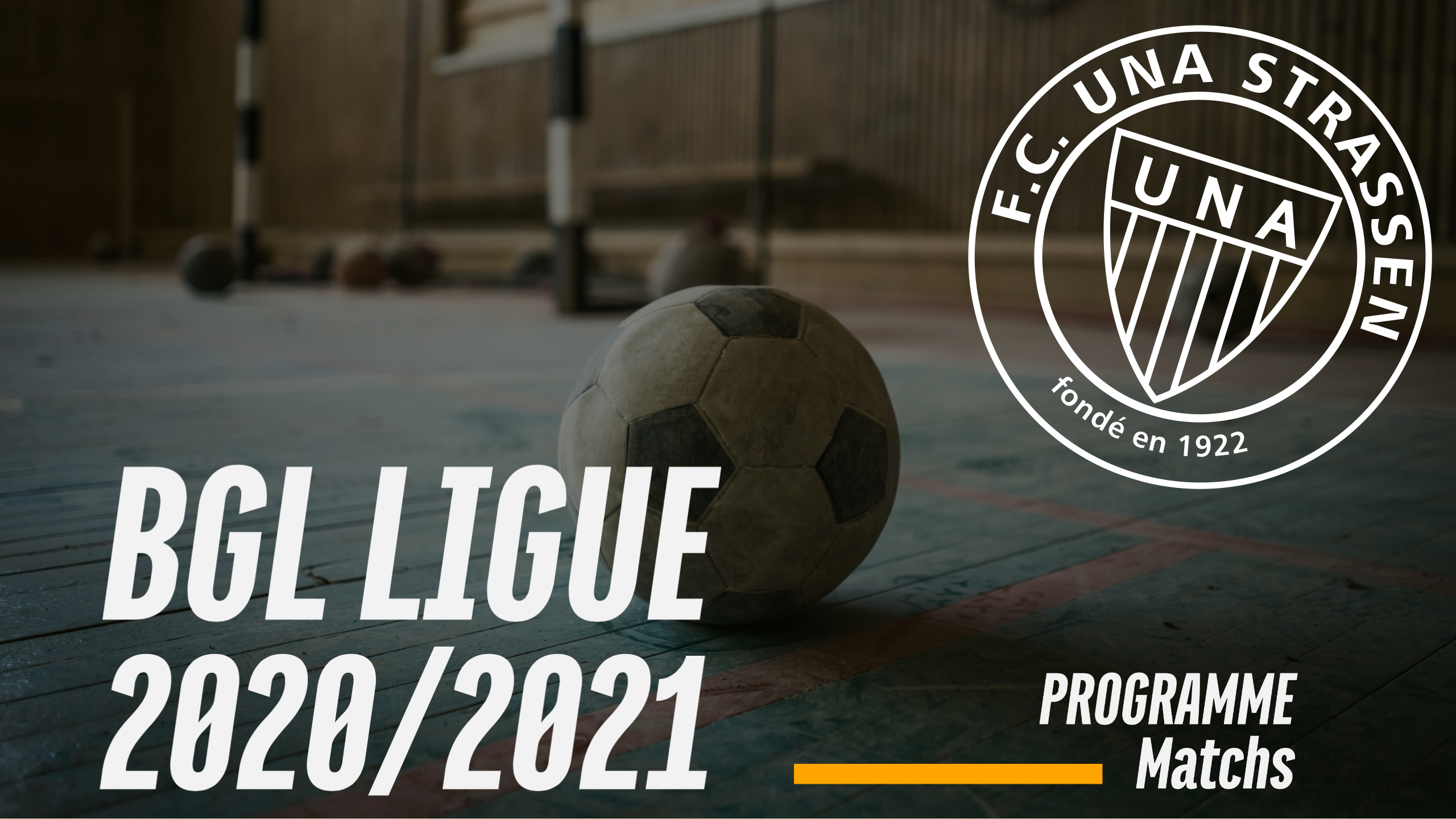 Calendrier BGL Ligue 2020/2021