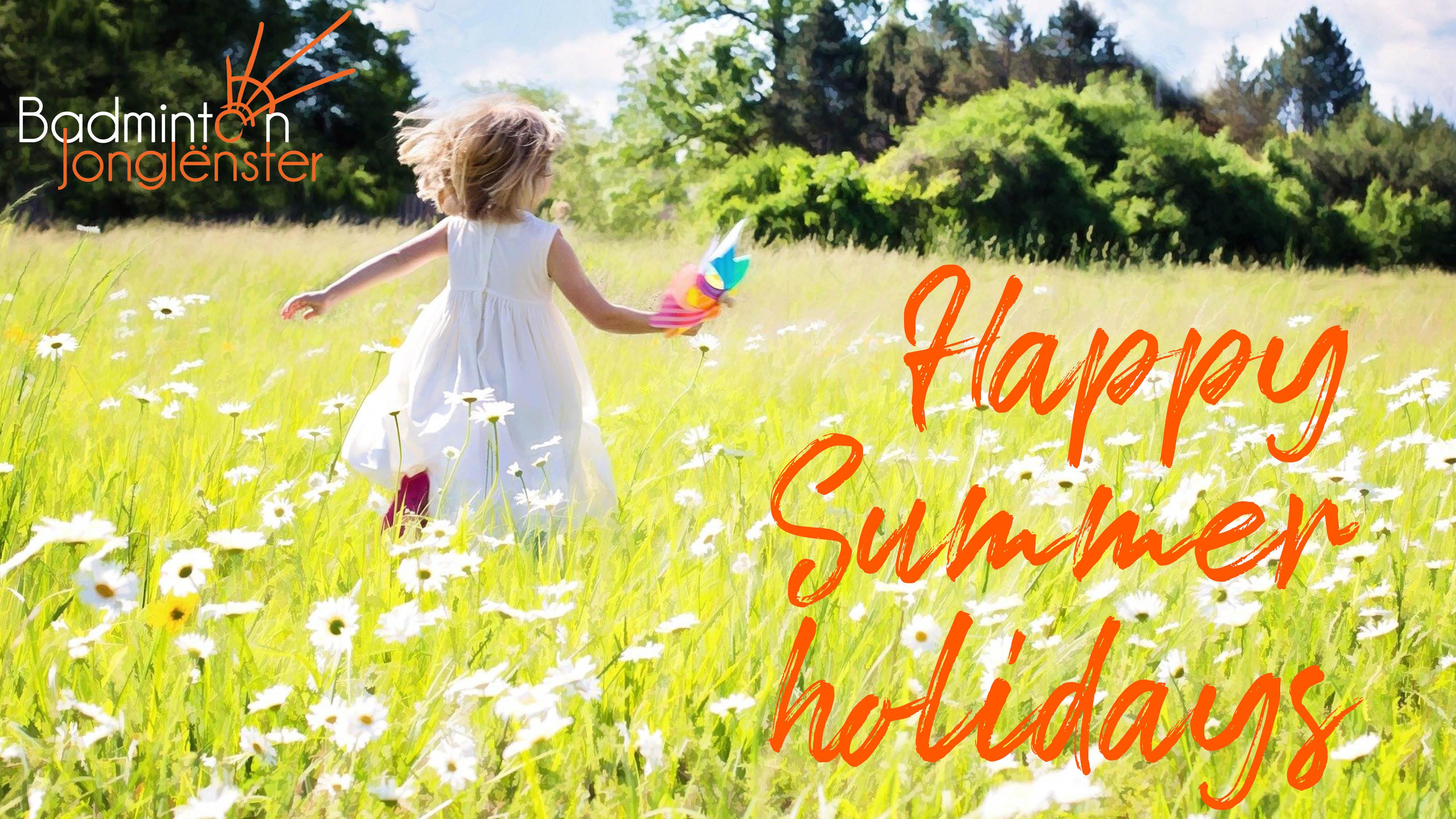 Bonnes vacances !