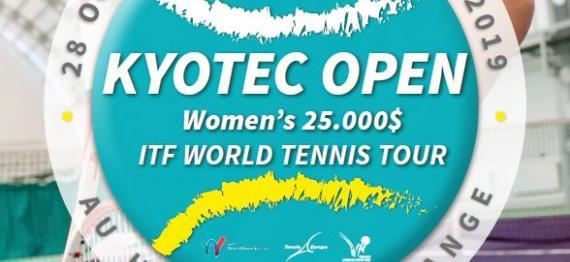 Tournoi ITF KYOTEC OPEN 2020 annulé