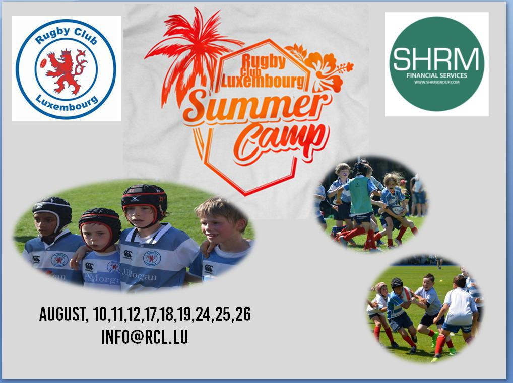 RCL SHRM SUMMER CAMP Registration