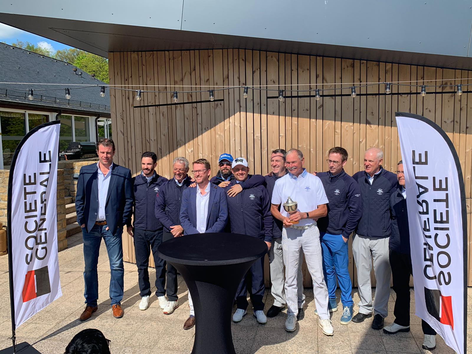 FLG -CHAMPIONNAT INTERCLUBS 2019 - HOMMES: RESULTATS
