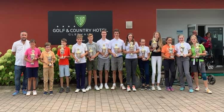 Championnat National Juniors Résultats 2019