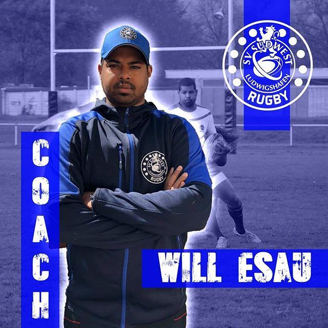 Will Esau als Head Coach für RLP Auswahlmannschaft ernannt