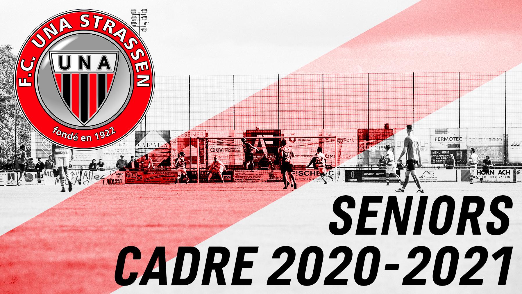 UNA STRASSEN Cadre 2020-2021