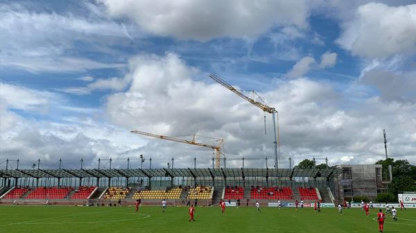 FC Swift Hesper 3:1 FC Una Strassen