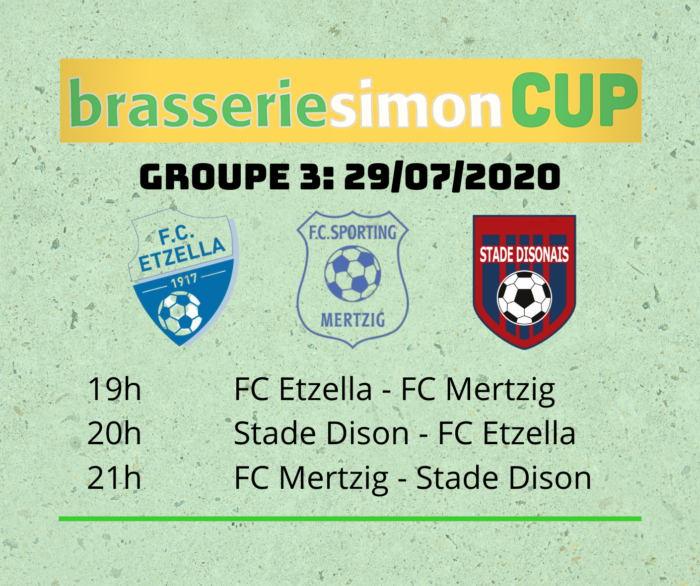 Brasserie Simon CUP: DAY 2