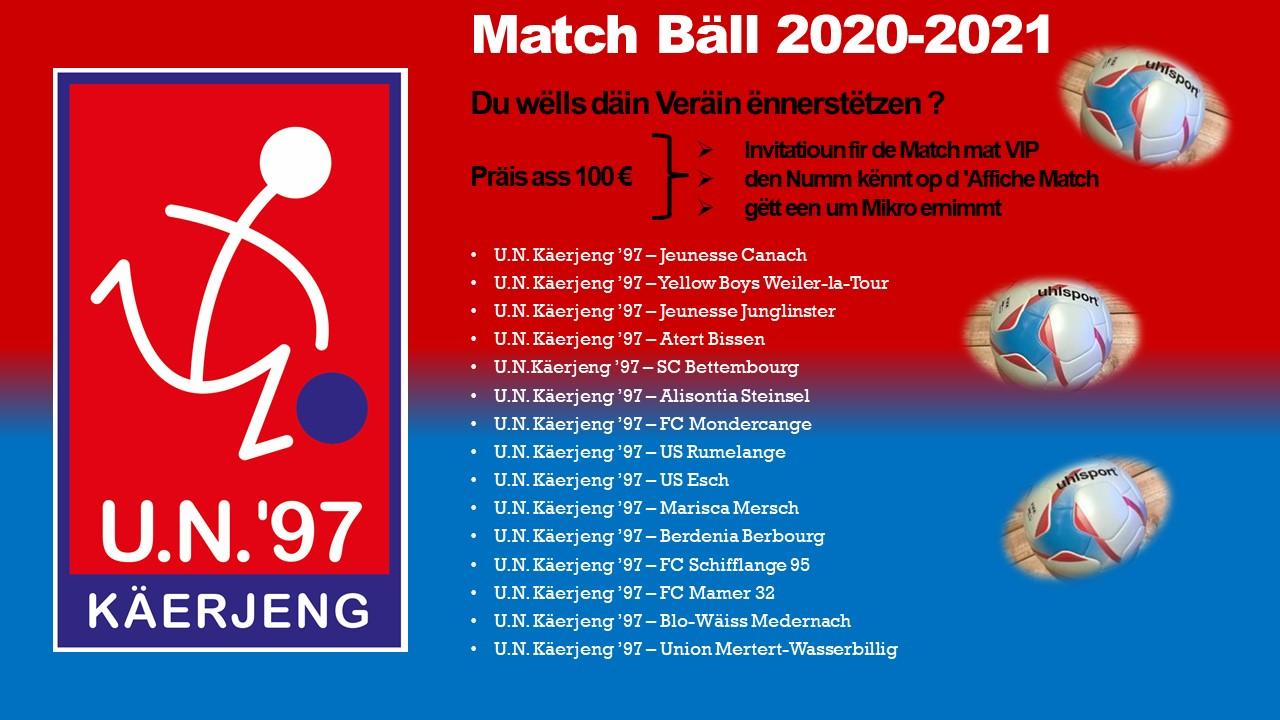 * Match Bäll 2020-2021 *