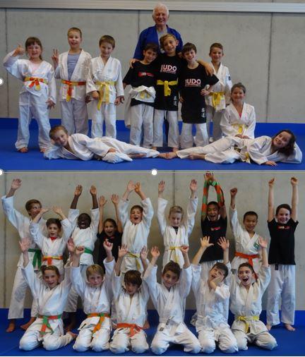 Judo-Sommer-Camp 2020 in Stroossen ...