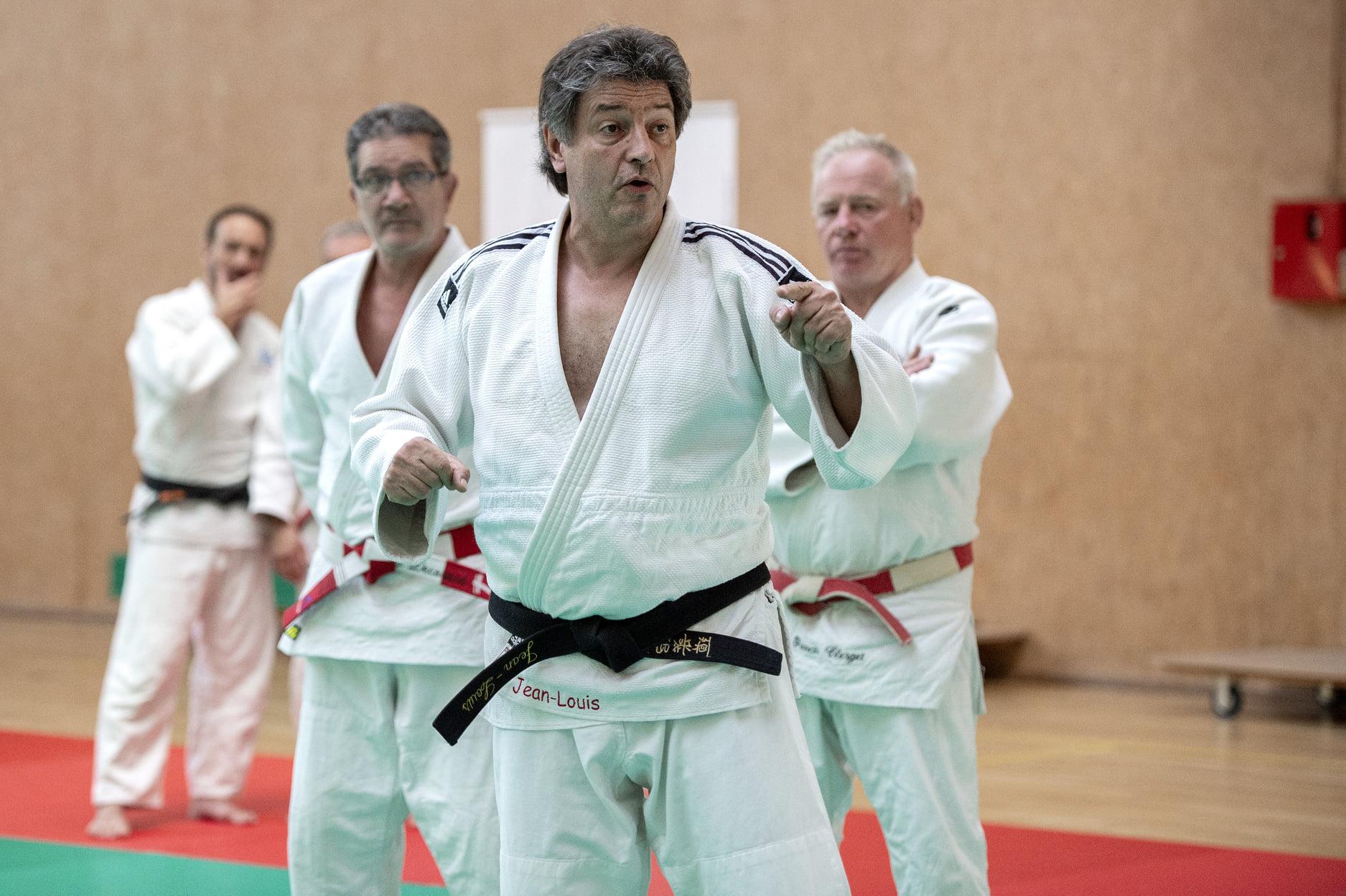 L'Esprit du Judo - Présentation LGEJ & IJC - 05.08.2020