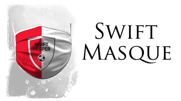 Swift Masque erhältlëch!