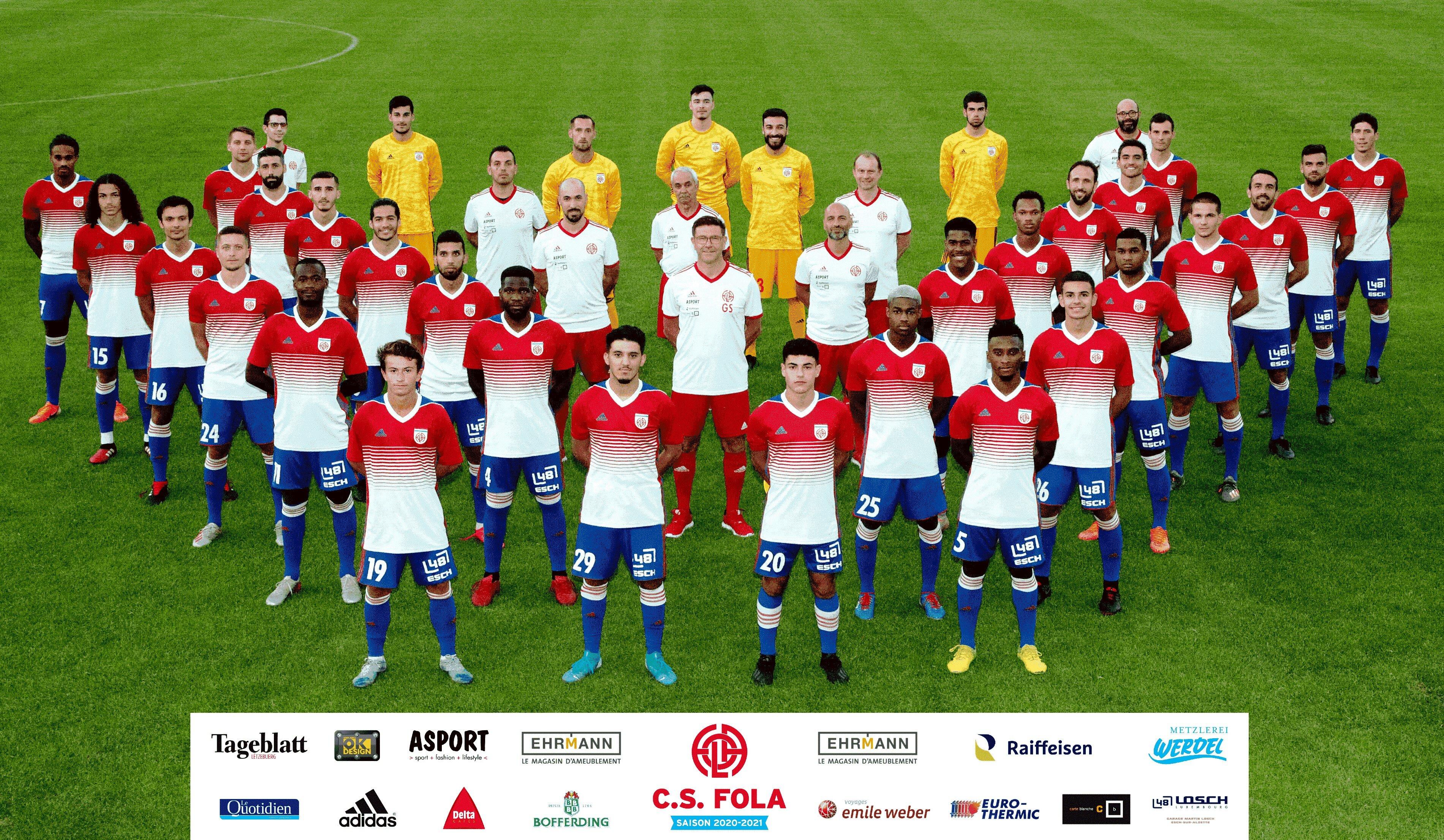 CS Fola Saison 2020-2021