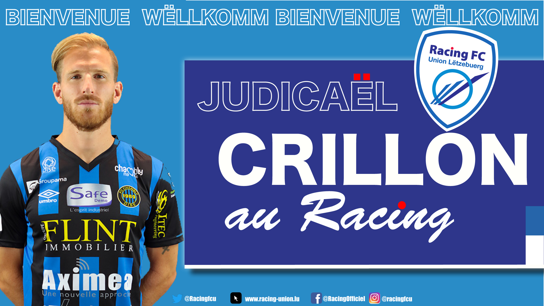Mercato : Judicaël Crillon signe au Racing FC