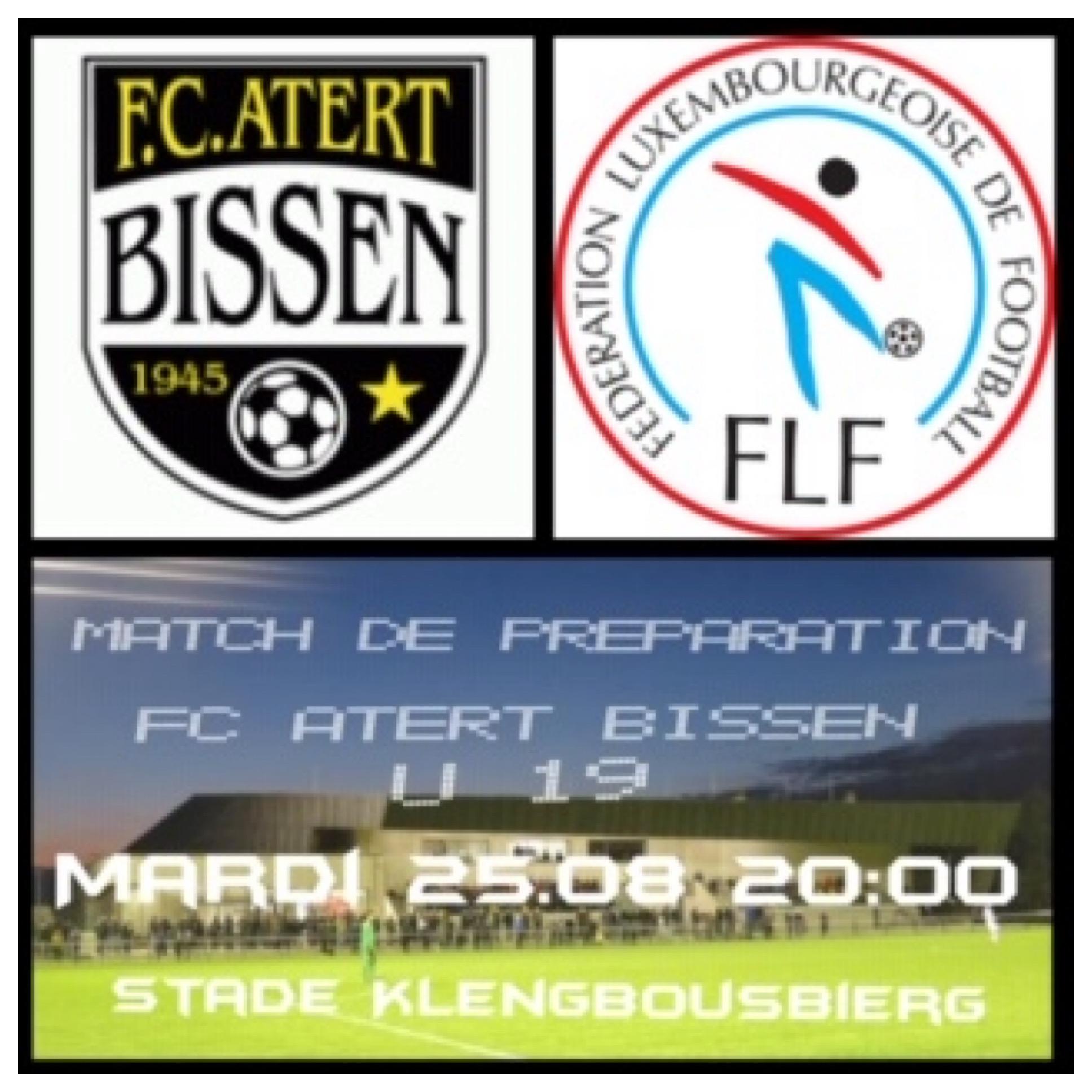 FC Atert Bissen - U19 Luxembourg