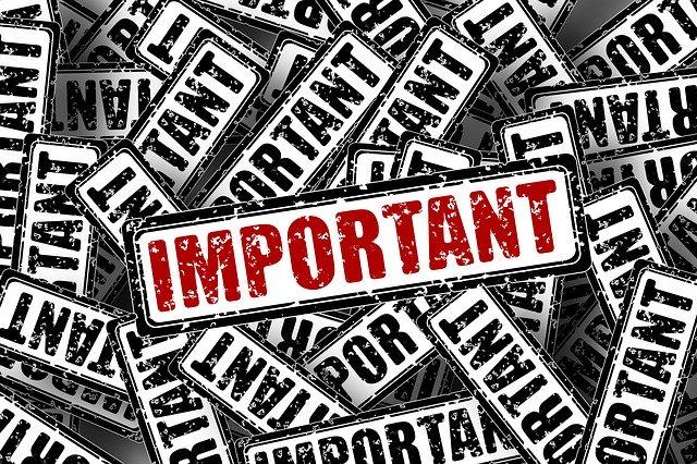 INFORMATIONS IMPORTANTES CONCERNANT LE PROCHAIN MATCH A DOMICILE