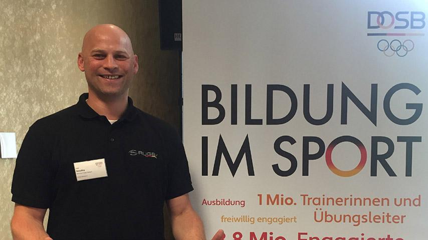 Peter Smutna übernimmt wieder Bereiche GiR und Ausbildung