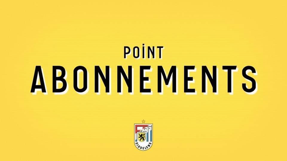 POINT ABONNEMENTS