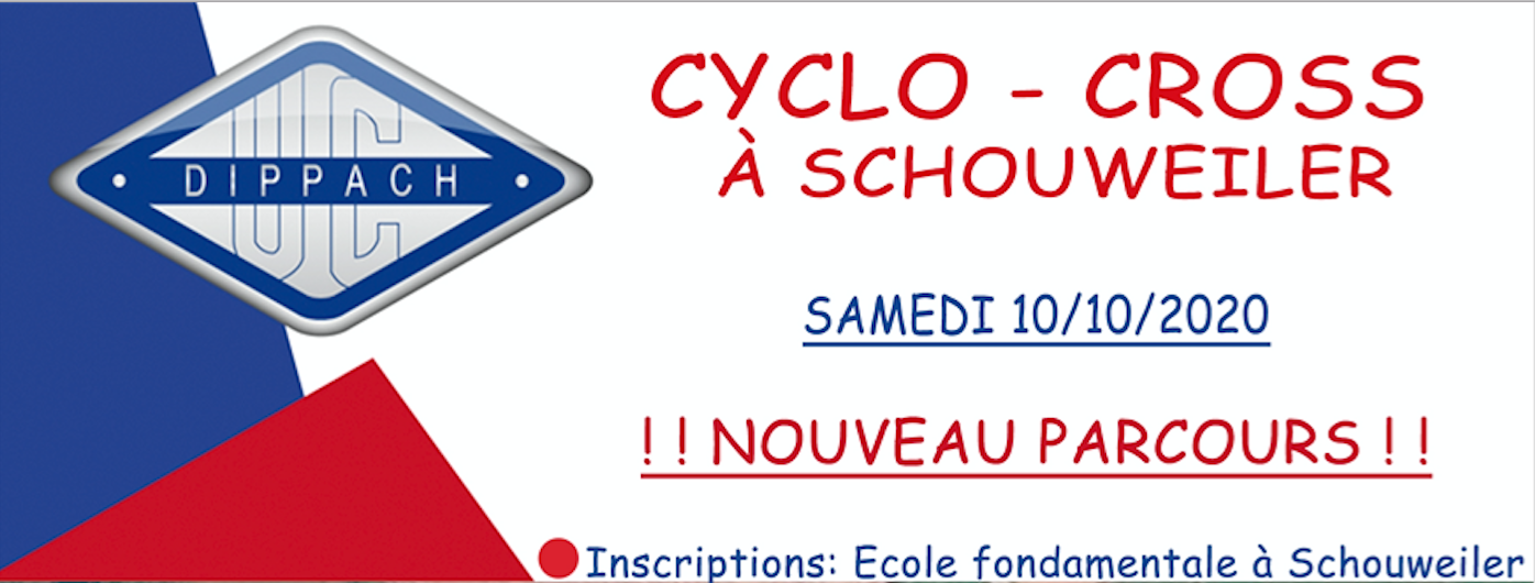 Cyclo-Cross 10/10/2020