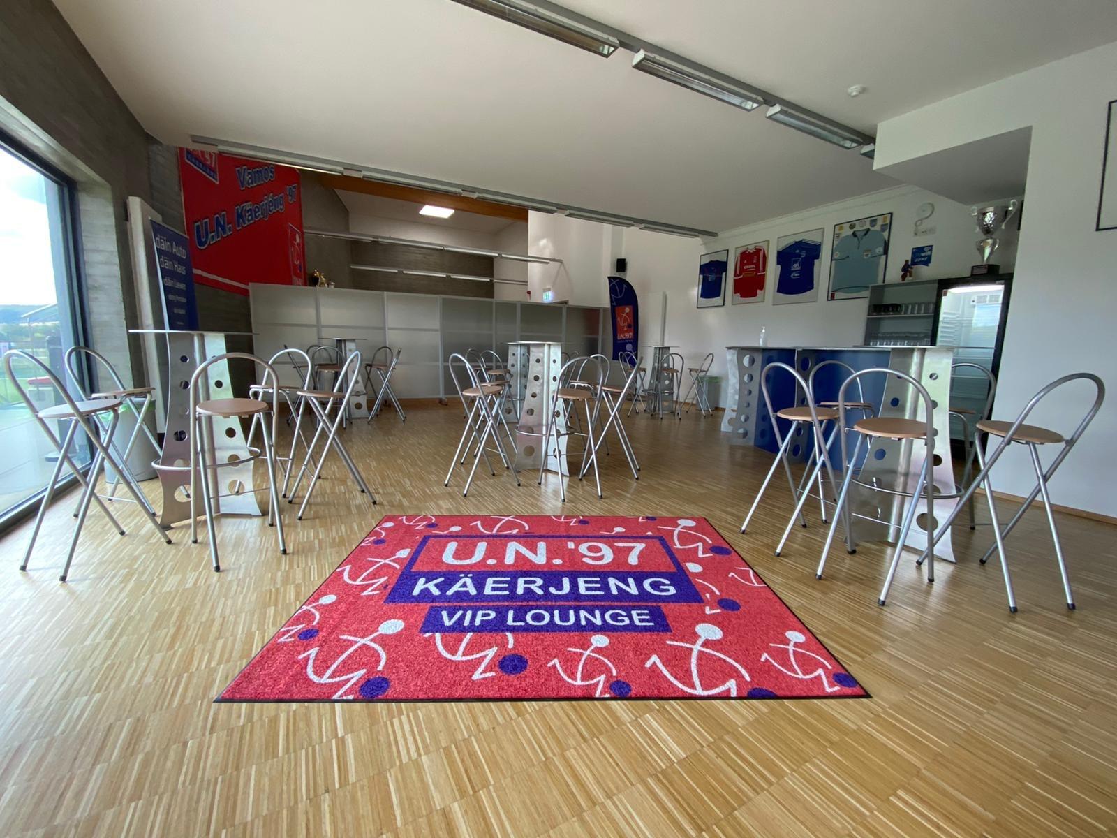 * UNK - VIP Lounge *