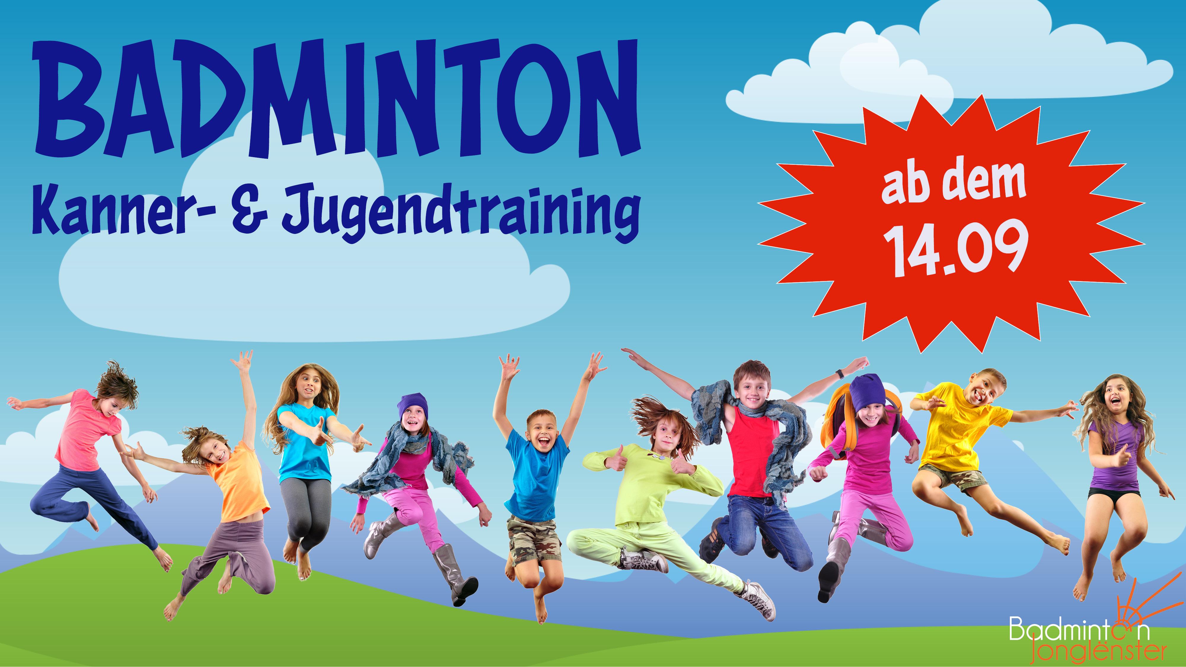 Toutes nos séances pour enfants, jeunes, adultes et +50 recommencent le 14.09