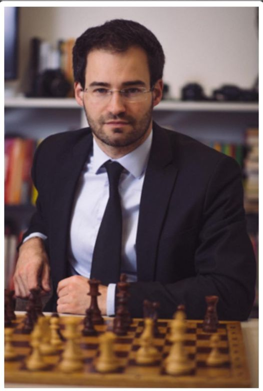Chess Club Strossen recruits GM Yannick Pelletier