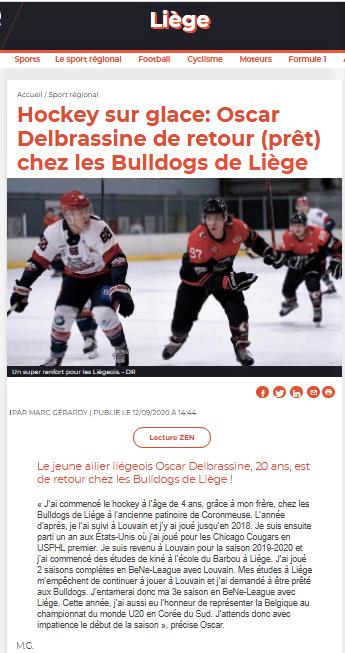 La Meuse web 12 septembre 2020
