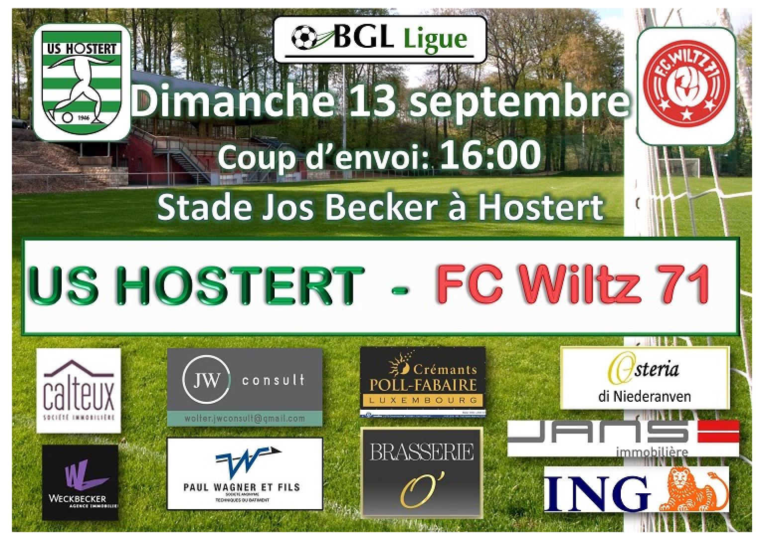 Matchday 3 , BGL-Ligue