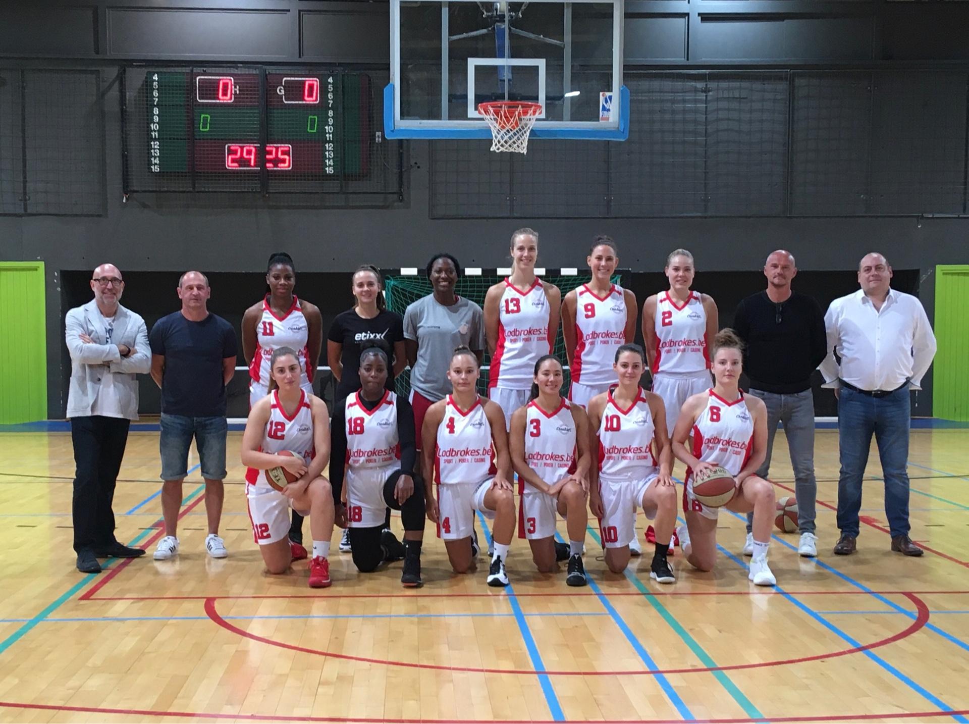 Basket Namur Capitale - D1