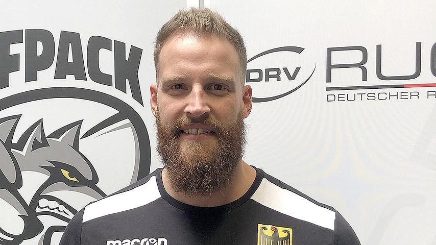 Chris Hitt komplettiert Trainerteam der Schwarzen Adler