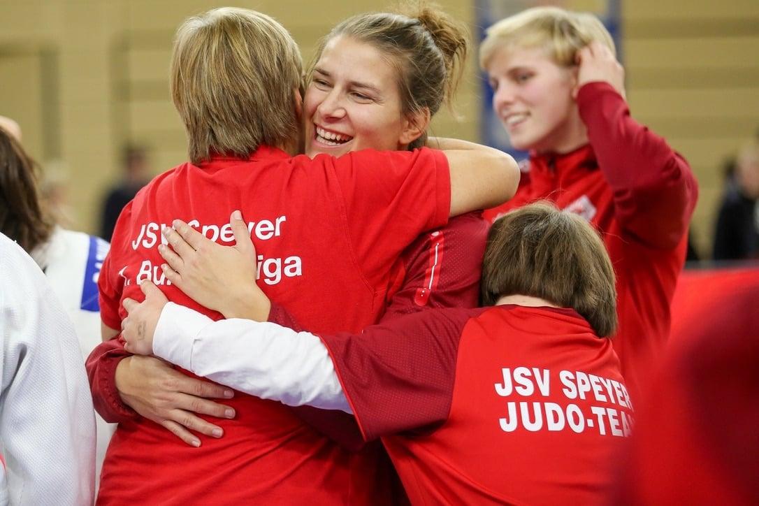 Eine wohlverdiente Auszeichnung für den JSV Speyer !