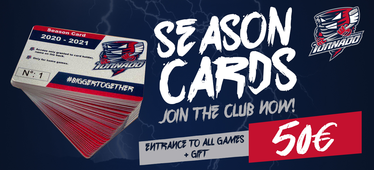 Season Cards are out!