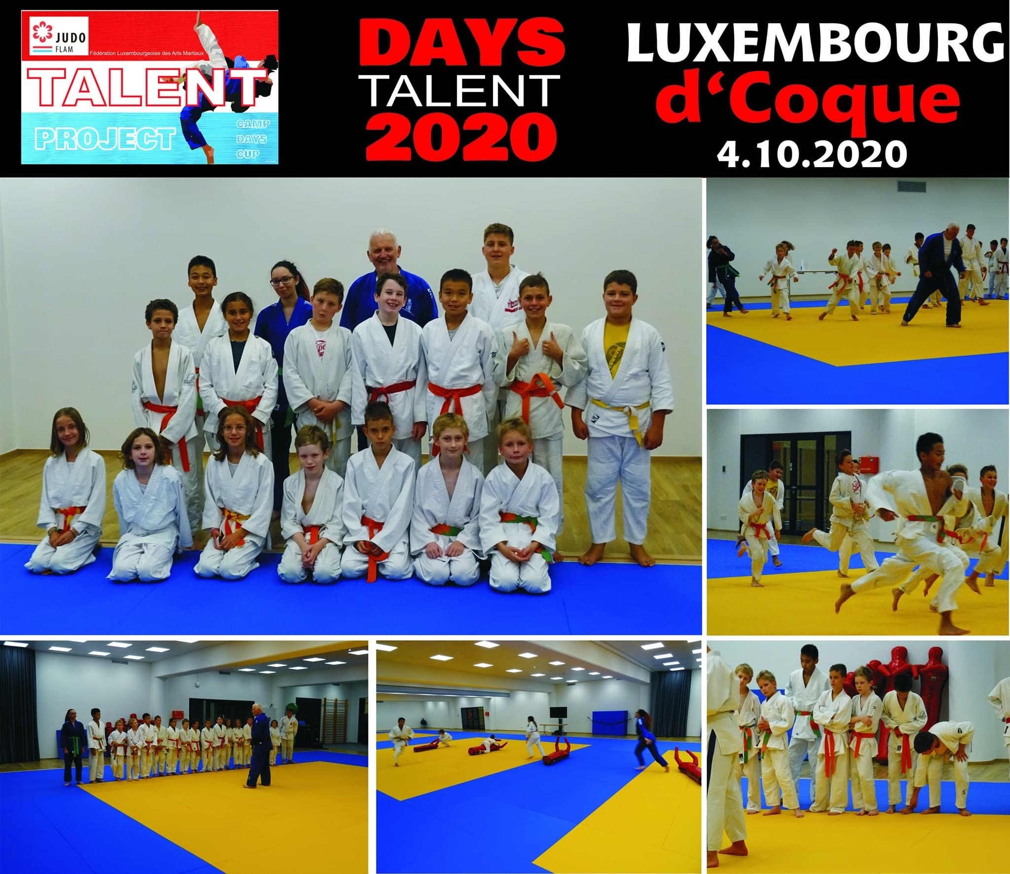 3. Talent Day U11/U13/U15 - 04.10.2020 Coque