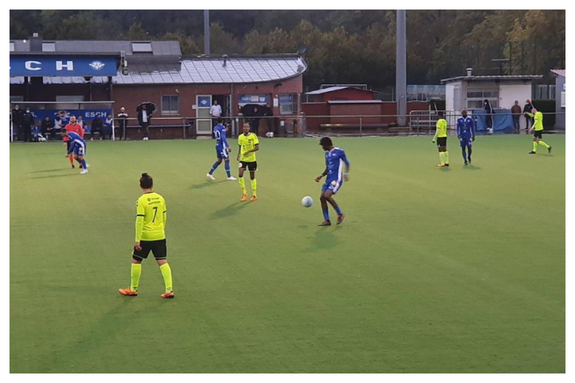US Esch - FC Atert Bissen 3-3