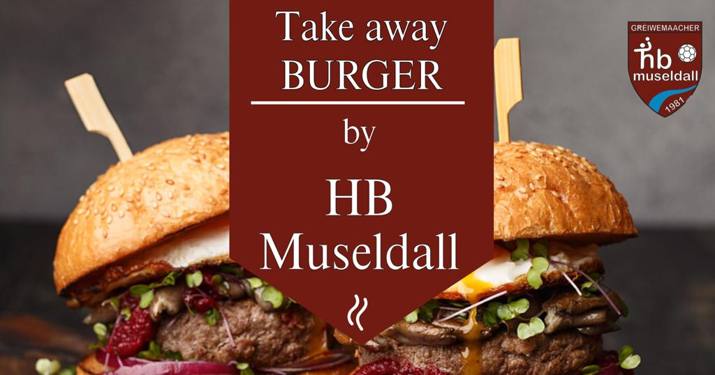Burger Take Away II 17.10.2020
