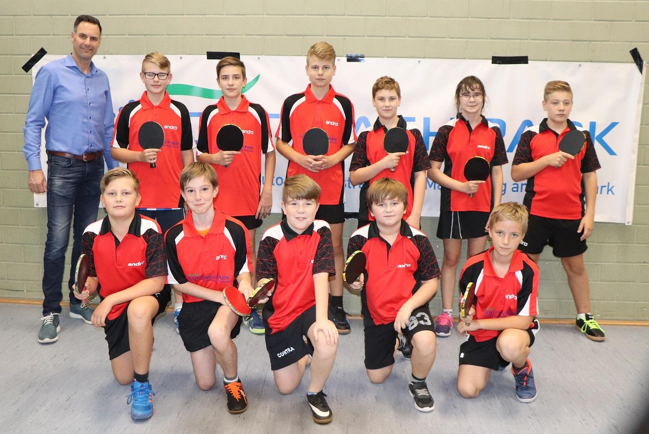 DJK TTV Biederitz 1. Jugendmannschaft in Güsen erfolgreich