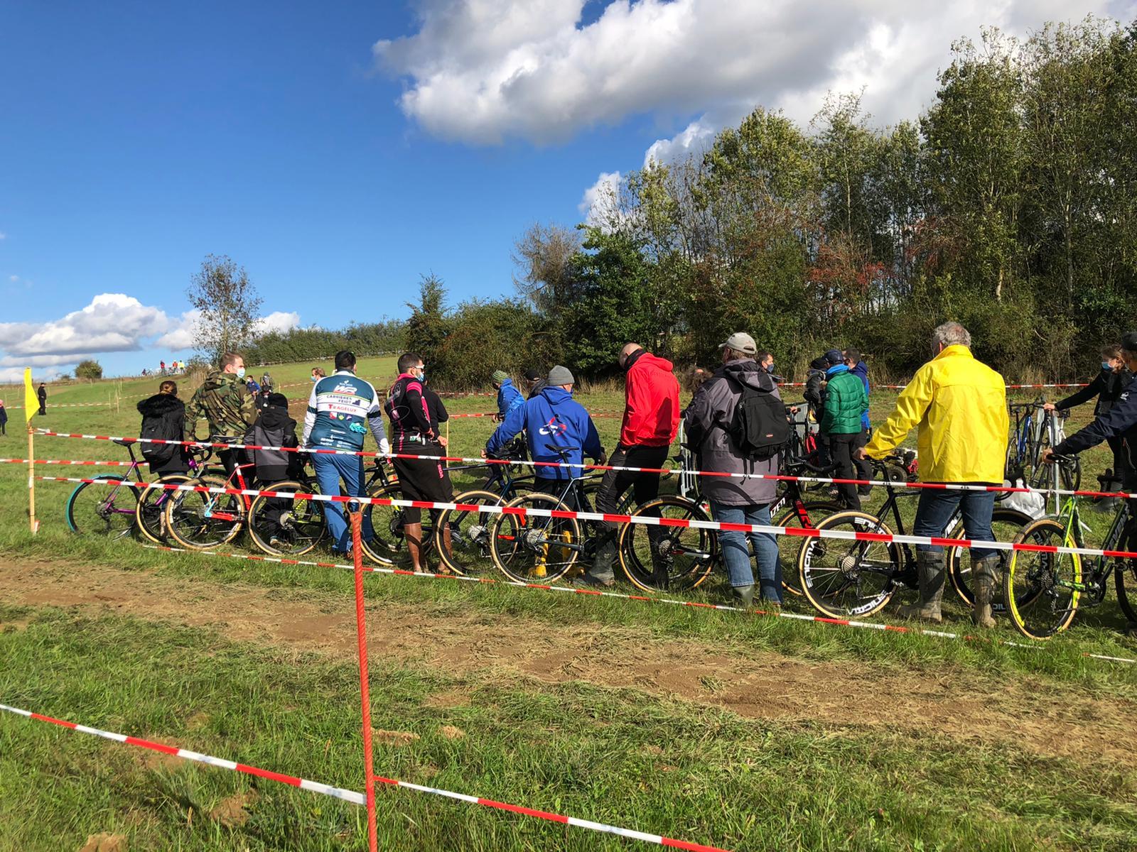 Cyclocross 10 octobre 2020 à Schouweiler