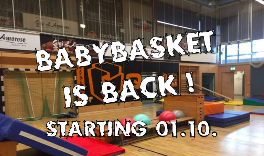 Babybasket is back!