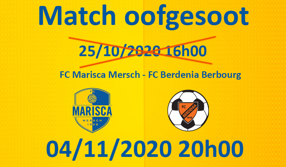 Match oofgesoot