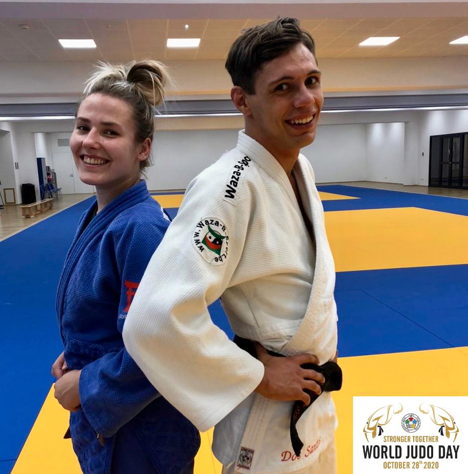 Happy World Judo Day 2020!