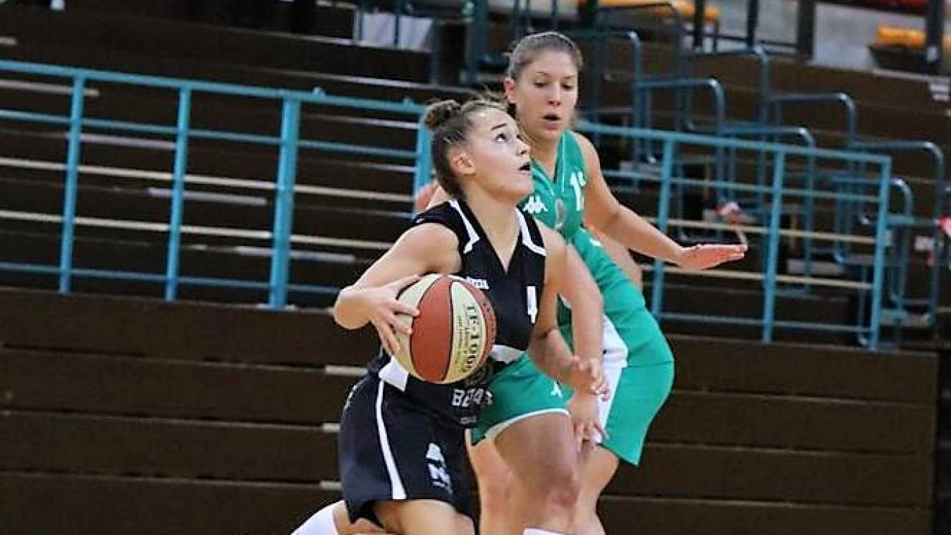 l'Hornutoise Gwen Dupire rêve d'équipe nationale