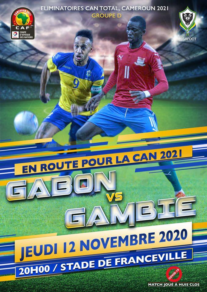 Gabon - Gambie