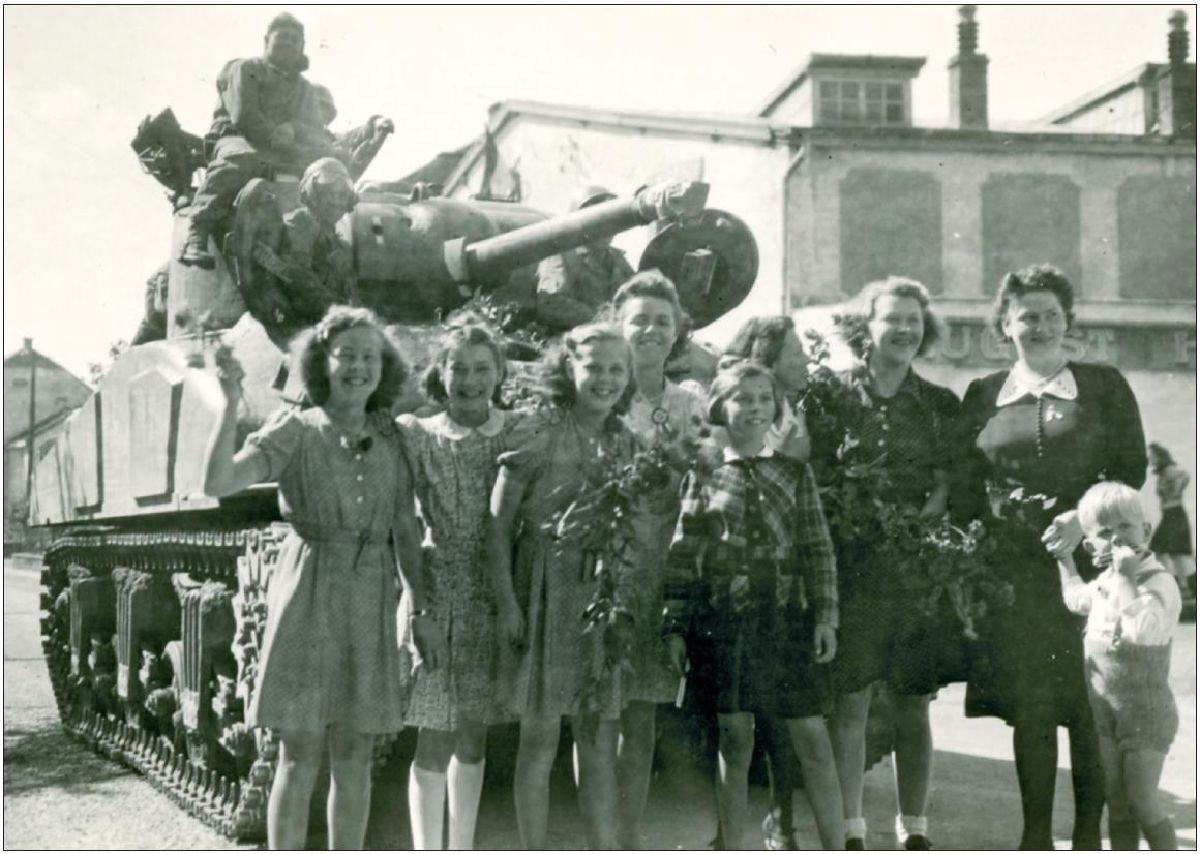 Film : Mamer 1944 : Libération - Liberatioun - Befreiung